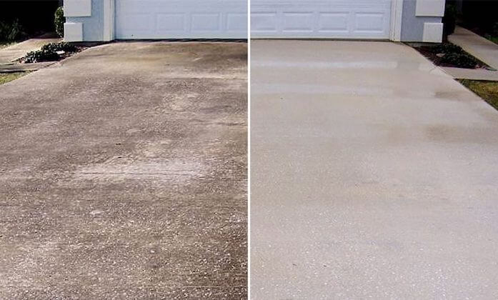 fayetteville driveway cleaning