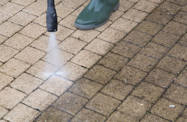 fayetteville patio cleaning
