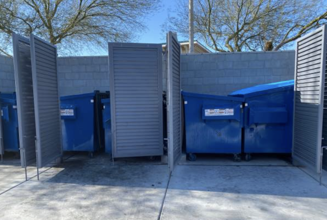 dumpster cleaning in fayetteville