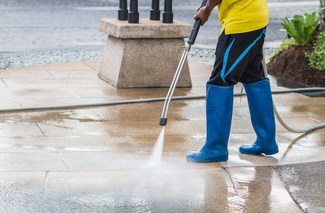 commercial cleaning fayetteville